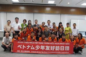 Những trải nghiệm không thể quên của thiếu niên Việt Nam tại Nhật Bản
