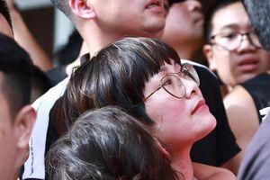 'Biển người' chen chân vào Thiên Trường xem Nam Định đấu HAGL