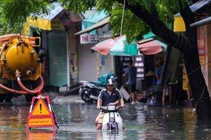 Điểm mặt những khu vực ngập nặng tại Hà Nội trong bão số 3