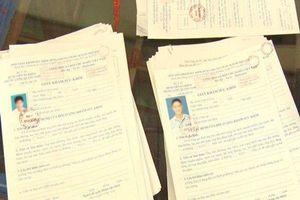 Khởi tố đường dây làm giấy tờ giả tinh vi của cựu nhân viên bệnh viện