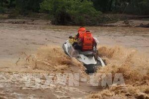 Thanh Hóa: Nước các sông đang lên nhanh, báo động I trên nhiều sông