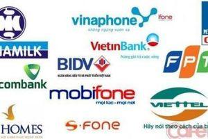 Diện mạo mới của kinh tế thương hiệu