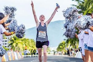 Trên 5.000 vận động viên tham gia Marathon quốc tế Đà Nẵng 2019
