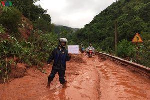 Sơn La: Hơn 800 điểm sạt lở, ngập úng do mưa lũ, giao thông ách tắc
