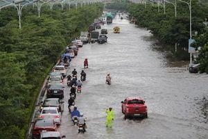 Khắc phục nhanh hàng loạt thiệt hại do hoàn lưu mưa bão gây ra