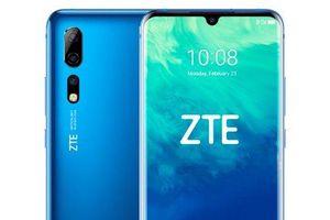 ZTE cho lên kệ smartphone kết nối 5G đầu tiên tại Trung Quốc