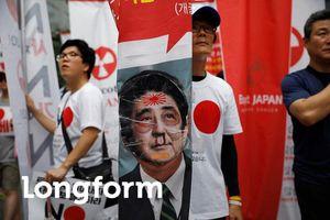 Thương chiến Nhật - Hàn leo thang và bóng ma 100 năm thù hằn