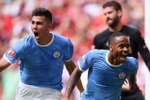 'Man City và Liverpool đều vượt xa phần còn lại của nước Anh'