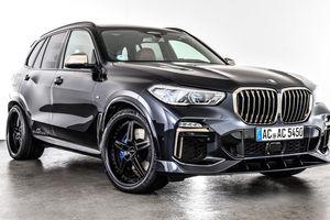 BMW X5 lột xác trong gói độ hầm hố, nâng cấp khí động học