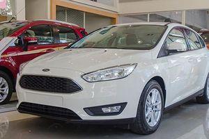 Xe ôtô Ford Focus sẽ bị khai tử tại Việt Nam vì ế?