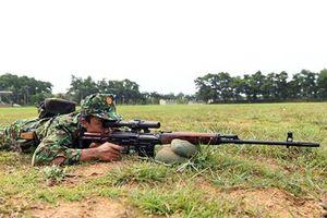 Đúng như dự đoán, xạ thủ bắn tỉa Việt Nam giành kết quả cao