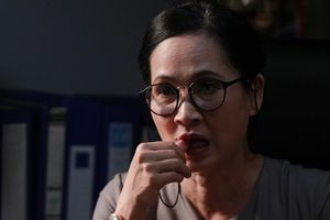 'Mẹ chồng' Lan Hương tái xuất làm trưởng phòng cay nghiệt bị nhân viên ghét