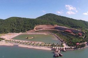 'Đại gia' đất Mỏ chiếm đảo trên vịnh Bái Tử Long xây biệt phủ