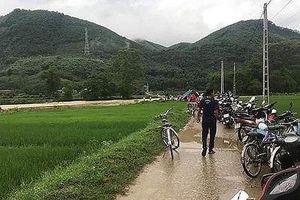 Đã tìm thấy thi thể nạn nhân bị lũ cuốn trôi khi quăng chài bắt cá ở Phú Thọ