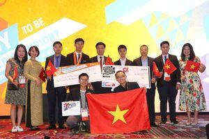 Việt Nam giành huy chương đồng cuộc thi tin học văn phòng thế giới