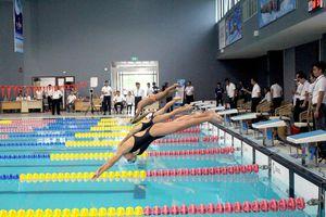 300 vận động viên tham gia giải bơi lặn vô địch các CLB quốc gia