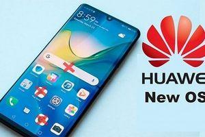 Huawei ra mắt điện thoại chạy HongMeng OS trong tuần này