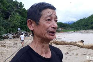 Tiếng khóc xé lòng ở bản người Thái, nơi lũ quét cuốn trôi 14 người mất tích