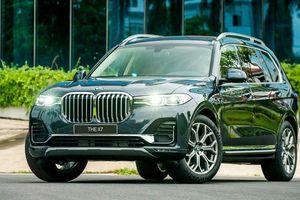 Đánh giá sơ bộ xe BMW X7 2019: Chuẩn mực mới về sự sang trọng dòng SAV