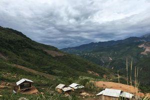 Gần 300 hộ dân huyện rẻo cao Nghệ An phải di dời khẩn cấp do nguy cơ lũ quét, sạt lở cao