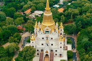 Vẻ đẹp chùa Bửu Long - top 10 chùa đẹp nhất thế giới nhìn từ flycam