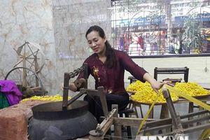 Festival tôn vinh văn hóa tơ lụa, thổ cẩm Việt Nam tại Hội An