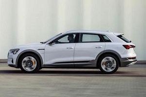 Audi e-tron 50 quattro: Mẫu xe điện mới giá 'bình dân' hơn