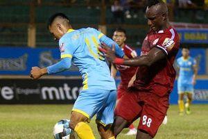 CLB Thành phố Hồ Chí Minh bất ngờ thua ngược đội cuối bảng Sanna Khánh Hòa
