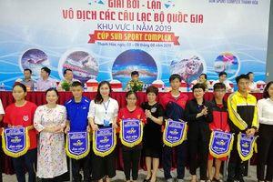Thanh Hóa: Gần 300 vận động viên tranh tài giải bơi – lặn vô địch các câu lạc bộ Quốc gia