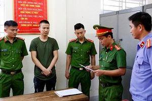 Hà Tĩnh: Khởi tố một phóng viên về tội 'Cưỡng đoạt tài sản'