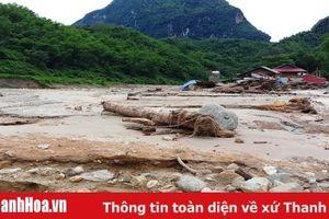 Huyện Viêng Xay (Lào) đề xuất giúp đỡ tìm kiếm cứu nạn người mất tích do mưa lũ