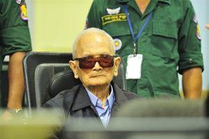 Nuon Chea, thủ lãnh thứ hai của Khmer Đỏ, chết ở tuổi 93