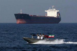 Iran lại bắt giữ thêm một tàu chở dầu ở Vịnh Ba Tư