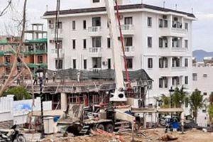 Cần kiên quyết xử lý sai phạm tại Khu biệt thự Ocean View Nha Trang