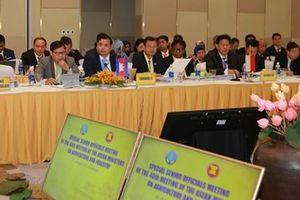 Khai mạc Hội nghị Bộ trưởng Nông Lâm nghiệp ASEAN