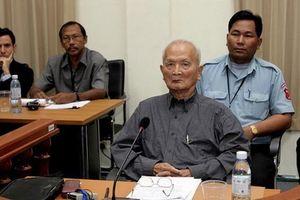 Cựu thủ lĩnh Khmer Đỏ Nuon Chea chết ở tuổi 93