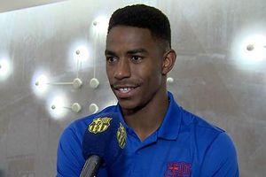 Chuyển nhượng bóng đá quốc tế ngày 6-8: Barca chính thức đón tân binh Junior Firpo