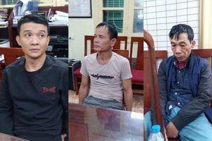 Công an Hà Nội đánh trúng nhiều ổ nhóm tội phạm trên tuyến, địa bàn trọng điểm