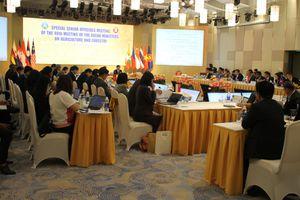 Hội nghị quan chức cấp cao nông lâm nghiệp ASEAN