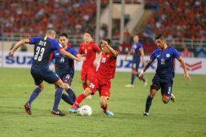 Bại tướng của tuyển Việt Nam gọi 39 cầu thủ cho hai mục tiêu