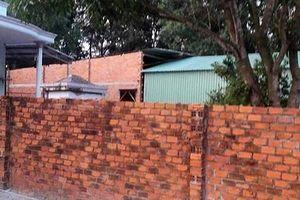 Có cơ sở xử lý hình sự người xây nhà trên đất hàng xóm