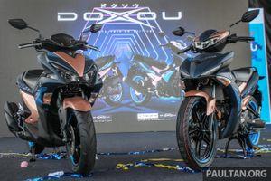 Yamaha Exciter 150 và NVX 155 có thêm phiên bản mới