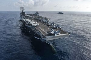 Tàu sân bay Mỹ đến thăm Philippines giữa căng thẳng với Trung Quốc