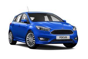 Dừng lắp ráp Ford Focus tại Việt Nam