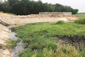 Quảng Ngãi: Khu nghỉ dưỡng xả thải trực tiếp ra môi trường