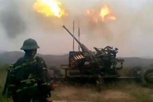 Việt Nam biến pháo 57mm thành vũ khí tự động