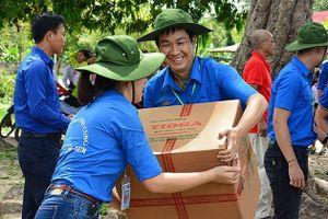 Thắm thiết tình hữu nghị tuổi trẻ Việt Nam - Lào