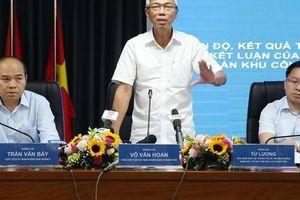 Họp báo công bố kết quả giải quyết khiếu nại, khiếu kiện ở Khu Công nghệ cao TP HCM