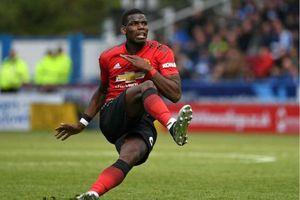 Man.United và Pogba, ai phải chạy đua với thời gian?