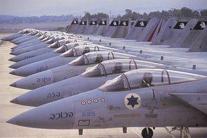 Israel từng bắn rụng 88 chiến đấu cơ Syria trong trận chiến lịch sử này